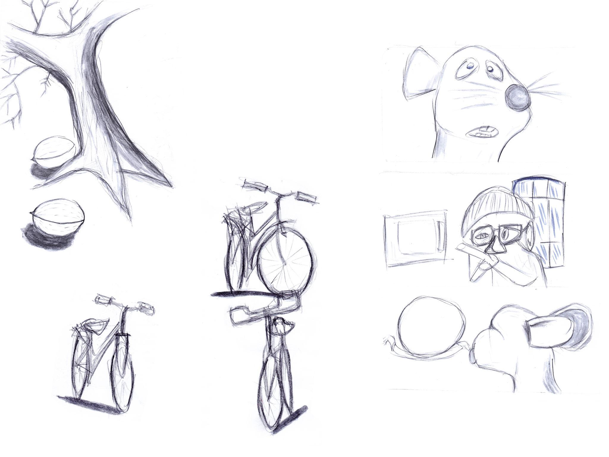 tutti-frutti2 Tutti Frutti Sketching