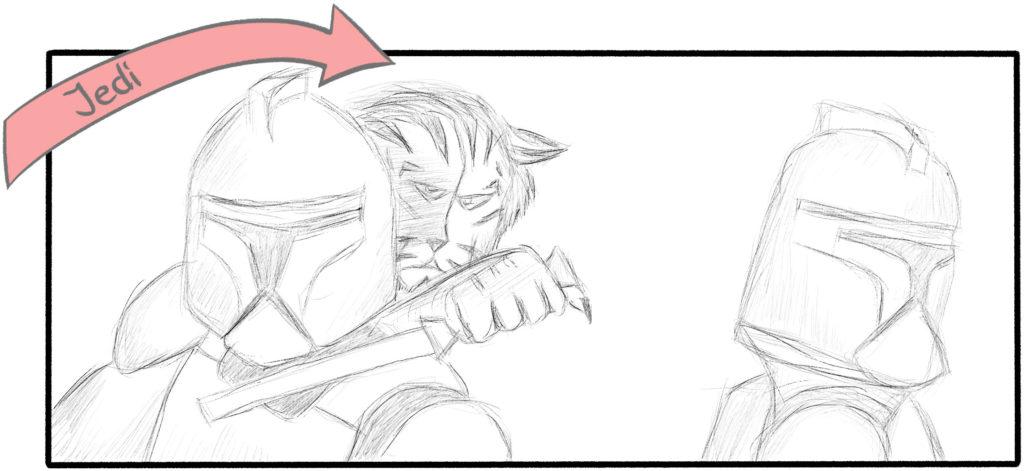4-1024x471 Storyboard: Showdown in Dagobah