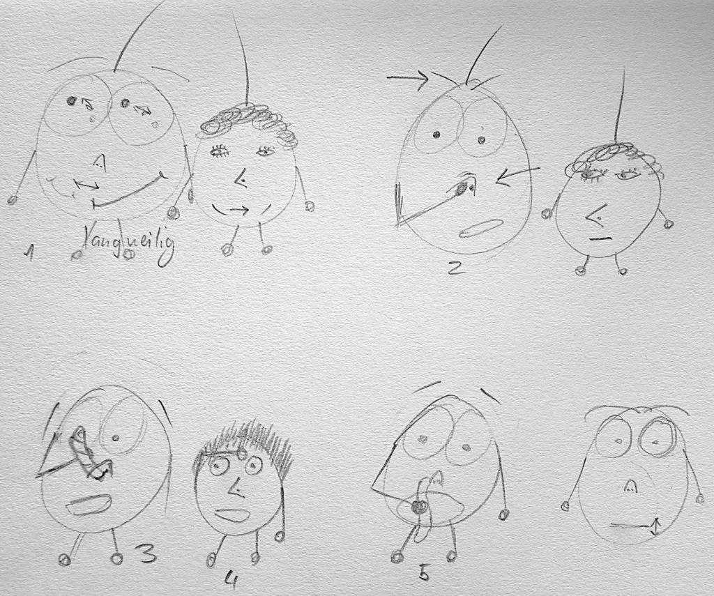Skizze-GIF-Wurm-1024x855 Animation: Das Leben eines Kirschen-Pärchens